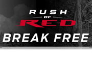Rush of Red Event Ontario