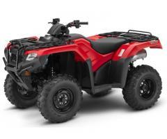 2020 HONDA TRX420 DCT IRS EPS